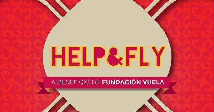 HelpNFly Fundacion Vuela