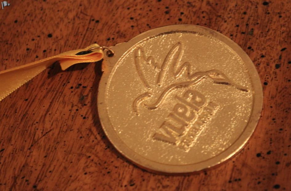 Olimpiada Vuela - El gran premio