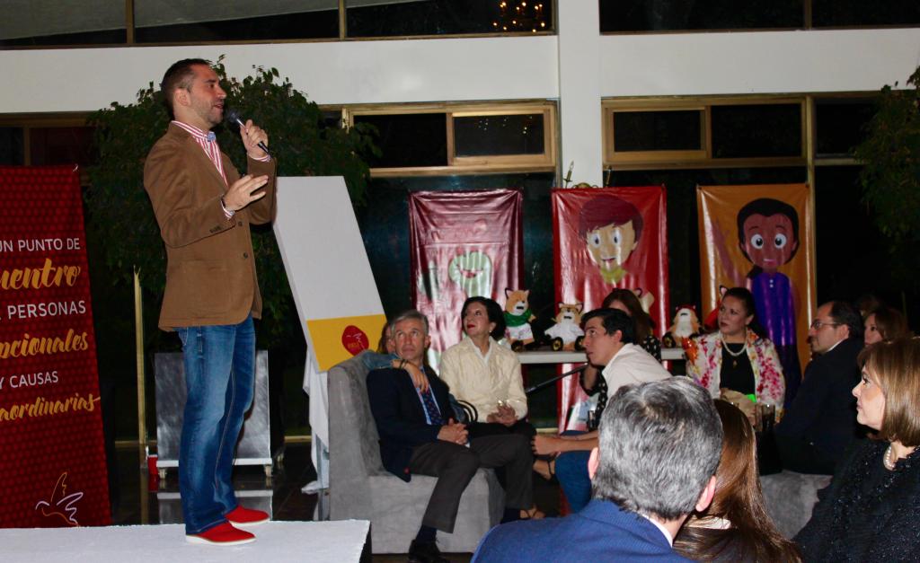 La Gala de presentación de Fundación Vuela